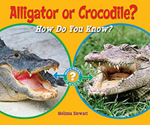 Alligator or Crocodile? How Do You KNow?